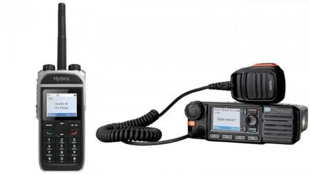 Hytera Digitalradio (DMR)